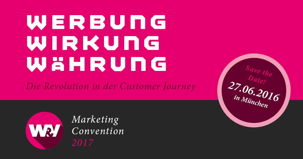 W&V Marketing Convention 2017