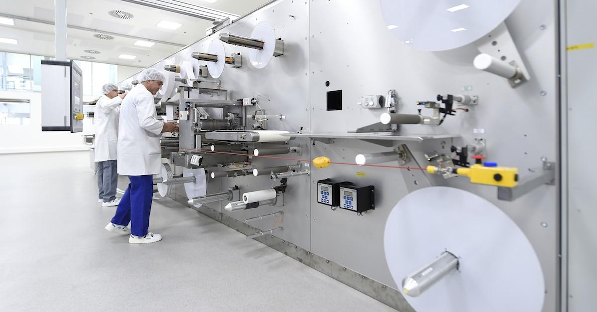 Besuch und Werksführung durch das Medical Innovation Center, HARTMANN AG