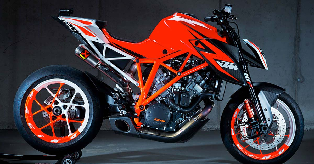 Success Story KTM: Great Brands are built from the inside.