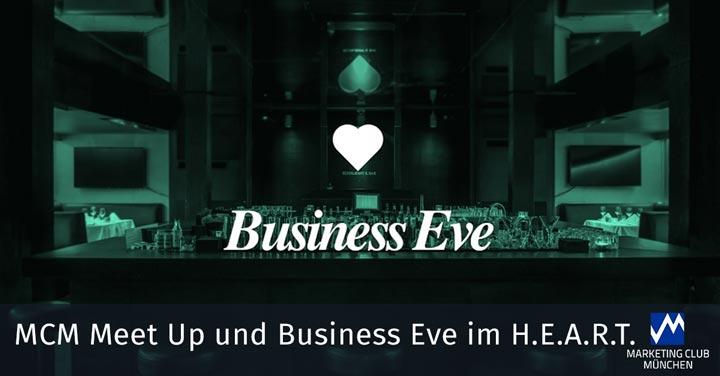 MCM Meet Up und Business Eve im H.E.A.R.T.