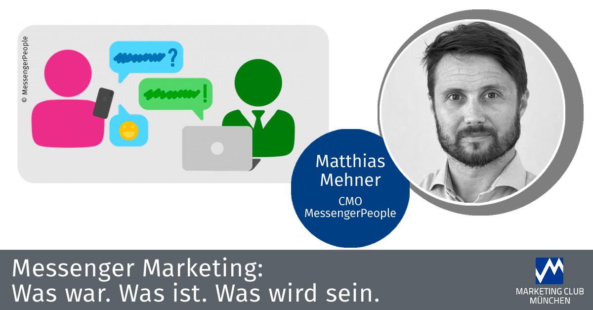 Messenger Marketing: Was war, Was ist, Was wird sein