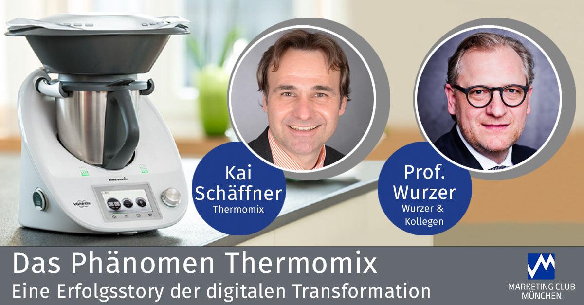 Das Phänomen Thermomix: eine Erfolgsstory der digitalen Transformation