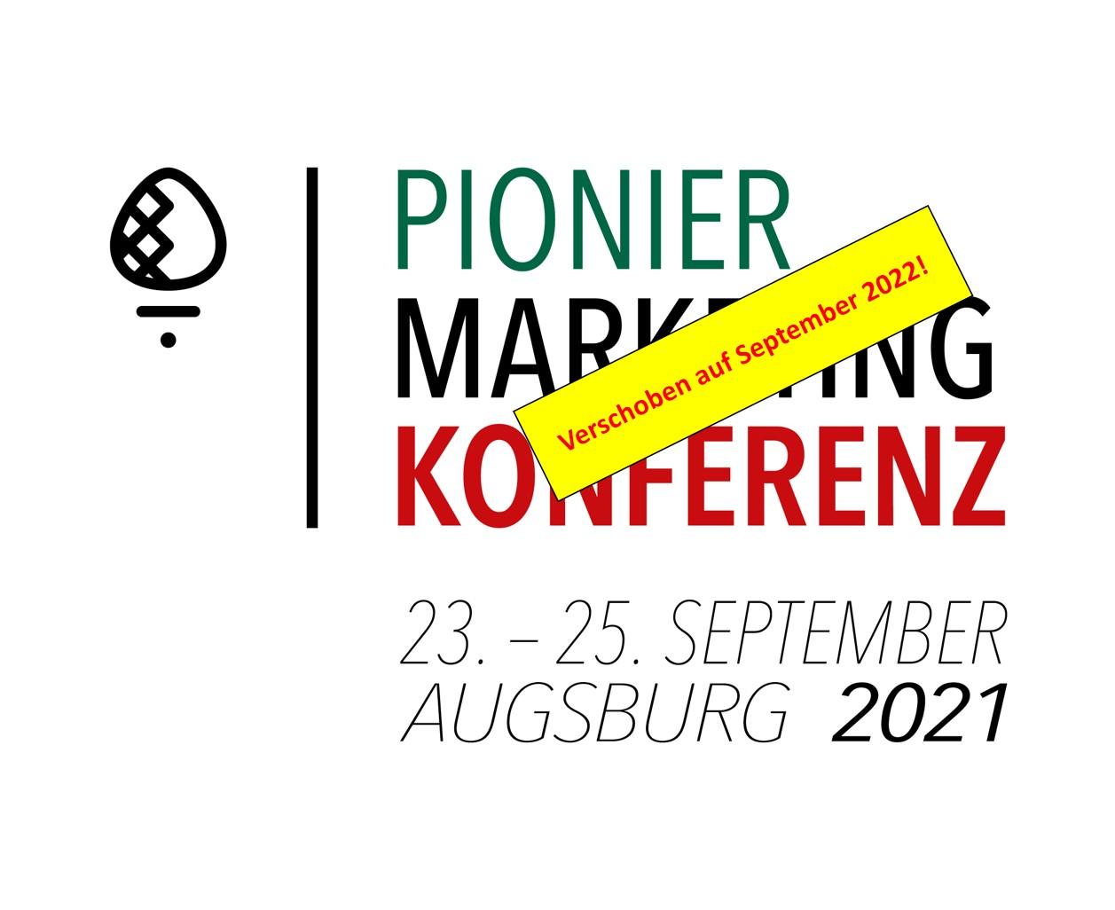 Pionier Marketing Konferenz