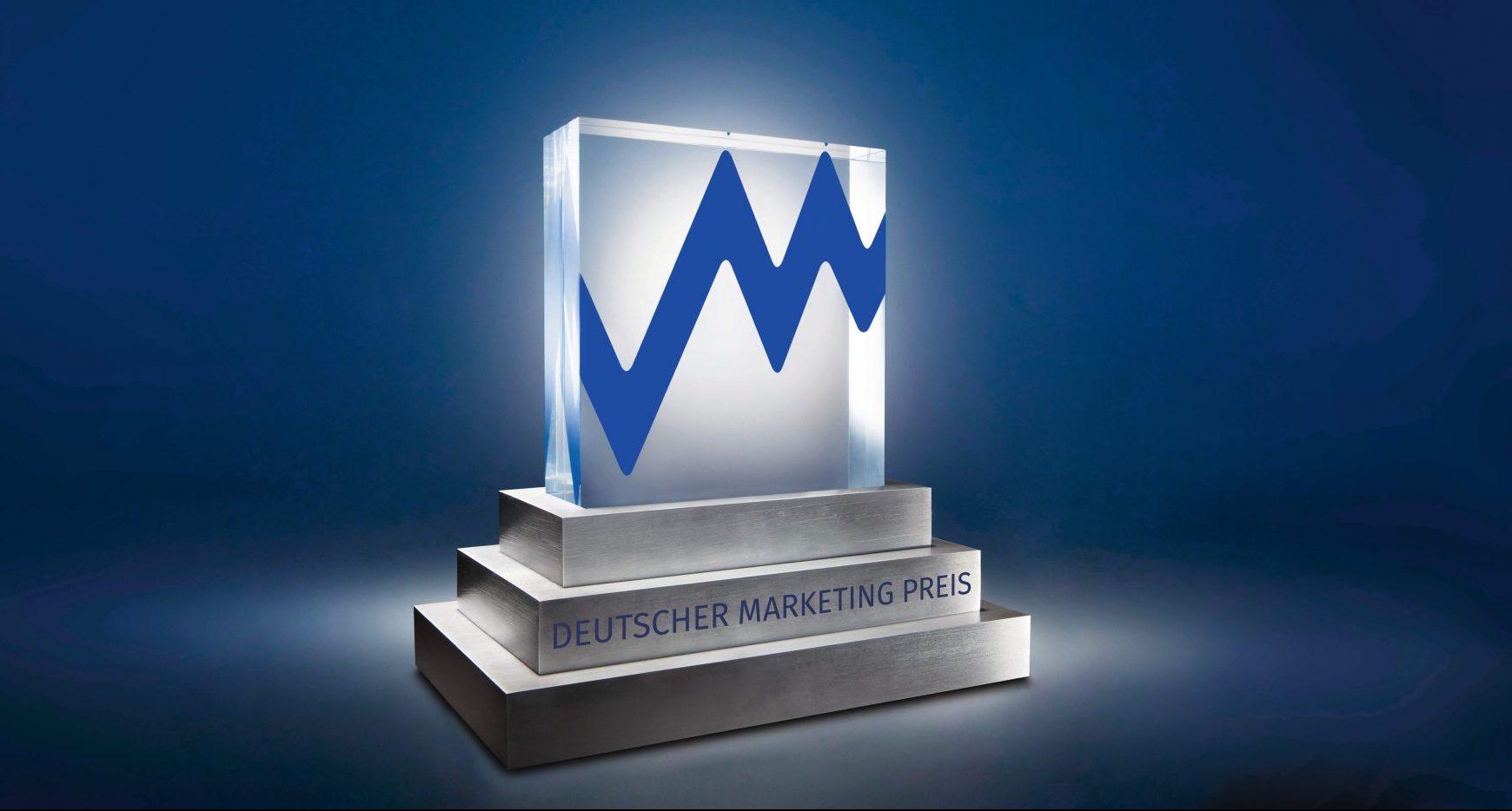 Online-Preisverleihung des Deutschen Marketing Preises 2020
