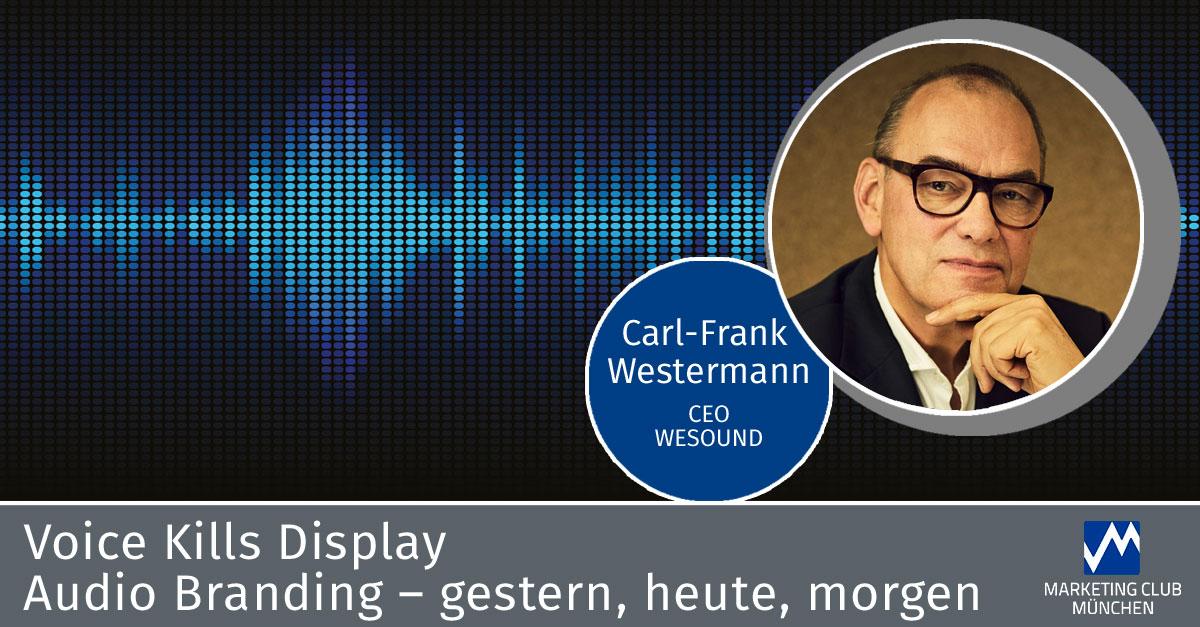 Audio Branding – gestern, heute, morgen