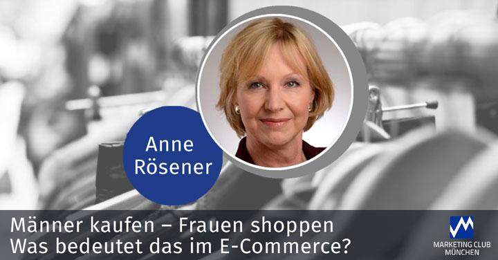 Männer kaufen – Frauen shoppen – Was bedeutet das im E-Commerce?