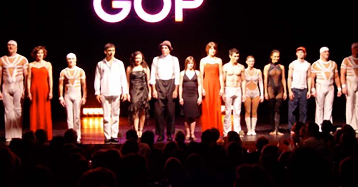 GOP - mit Leidenschaft begeistern! Das neue Varieté-Theater in München