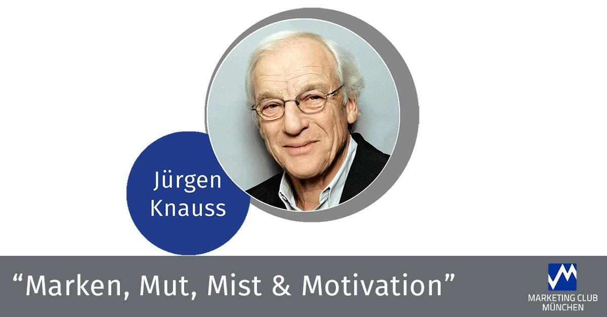Marken, Mut, Mist & Motivation - vom Werbung machen