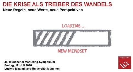 46. Münchener Marketing-Symposium - Auftaktveranstaltung