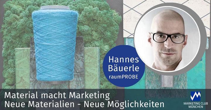 Material macht Marketing: Neue Materialien - Neue Möglichkeiten