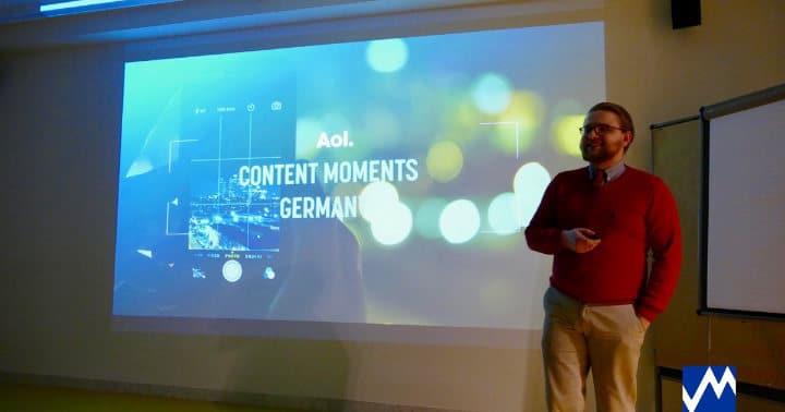 AOL: Content Moments - Wie Werber Konsumenten im richtigen Moment erreichen
