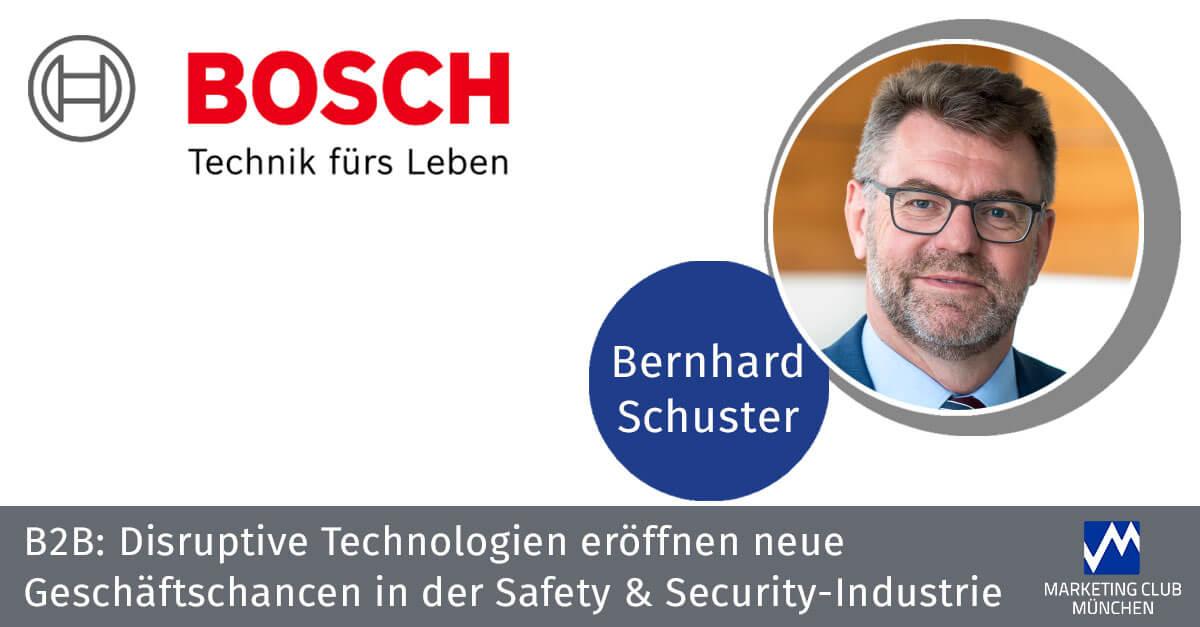 B2B: Disruptive Technologien eröffnen neue Geschäftschancen in der Safety & Security-Industrie