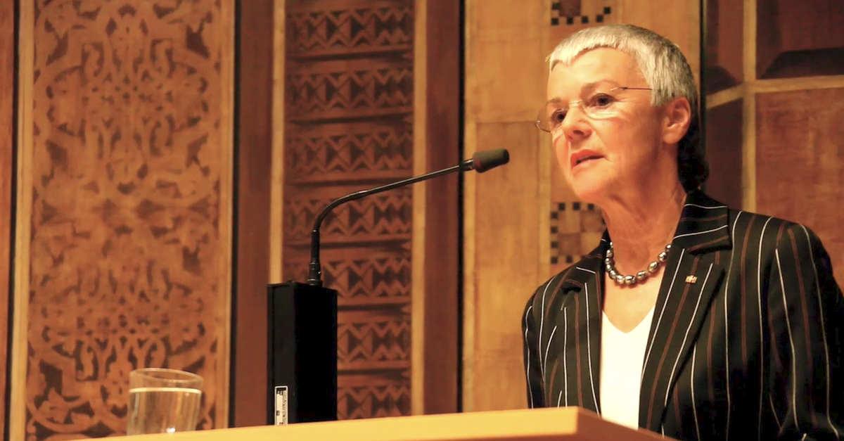 Dr. Gabriele Krone-Schmalz: Herausforderung Russland