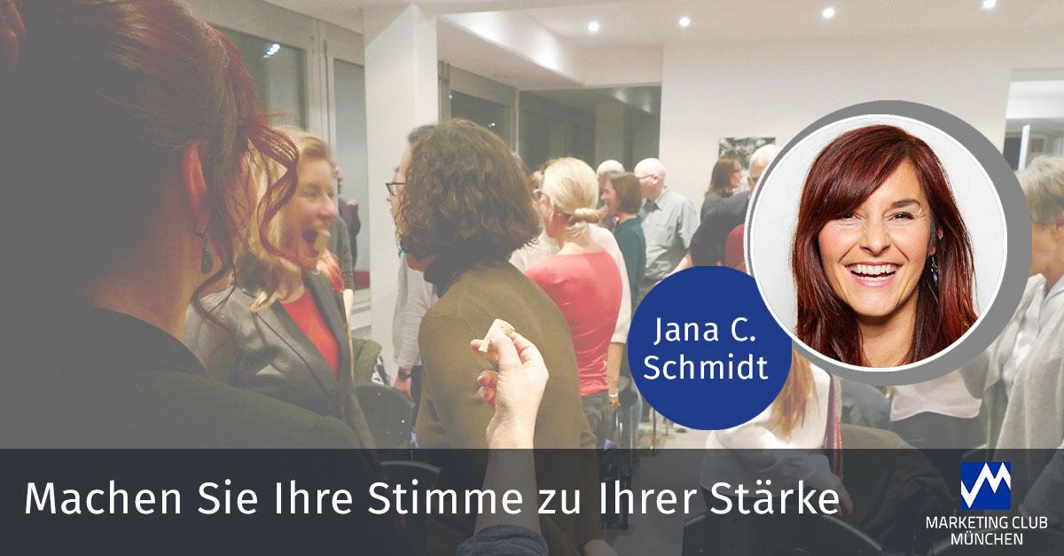 Stimmtraining mit Jana C. Schmidt: Ein Abend zwischen Indifferenzlage, Korken und Kehlkopf-Massage