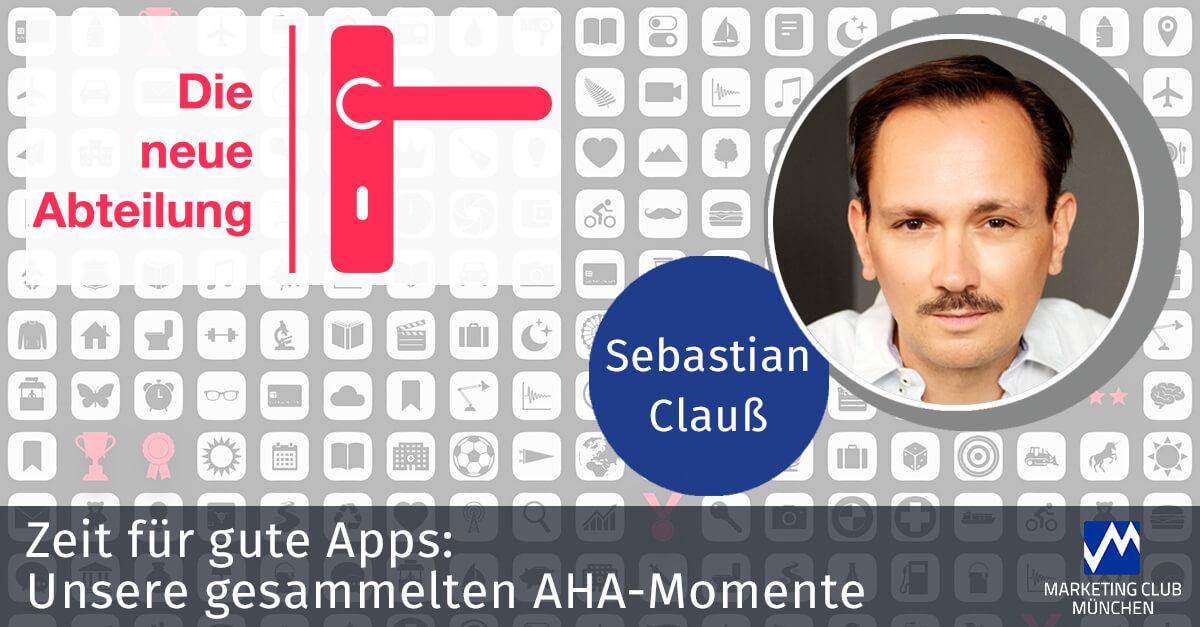 Zeit für gute Apps - unsere gesammelten Aha-Momente!