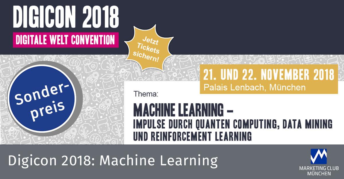 Machine Learning - Impulse durch Quanten Computing, Data Mining und Reinforcement Learning
