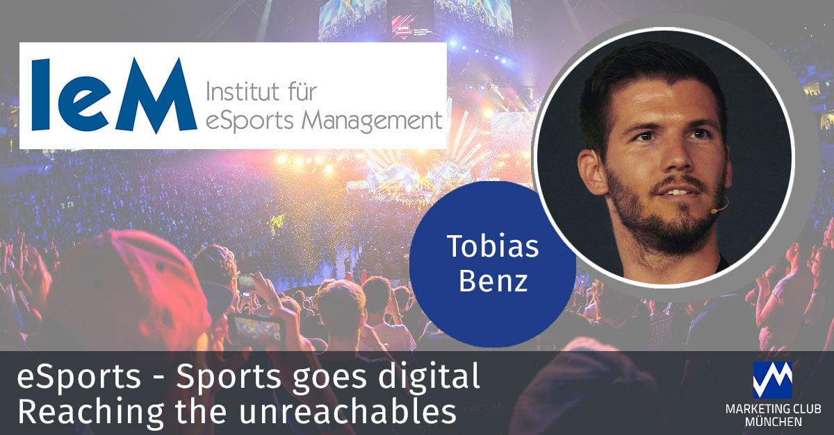 eSports - Sports goes digital / Reaching the unreachables