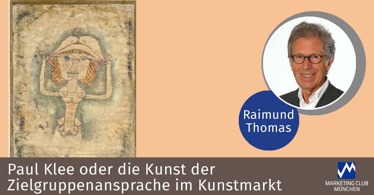 Paul Klee oder die Kunst der Zielgruppenansprache im Kunstmarkt