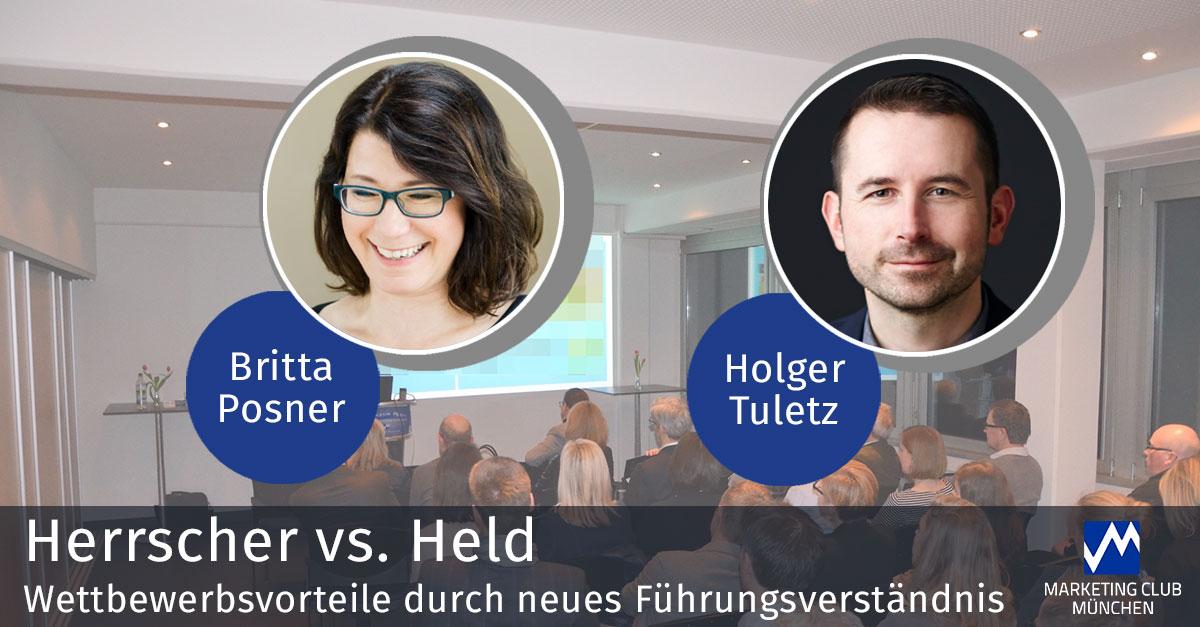 Herrscher vs. Held: Wettbewerbsvorteile durch neues Führungsverständnis