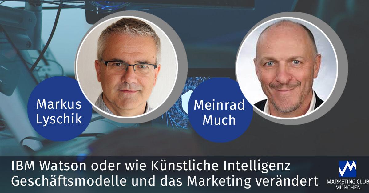 IBM Watson: Wie Künstliche Intelligenz Geschäftsmodelle und das Marketing verändert