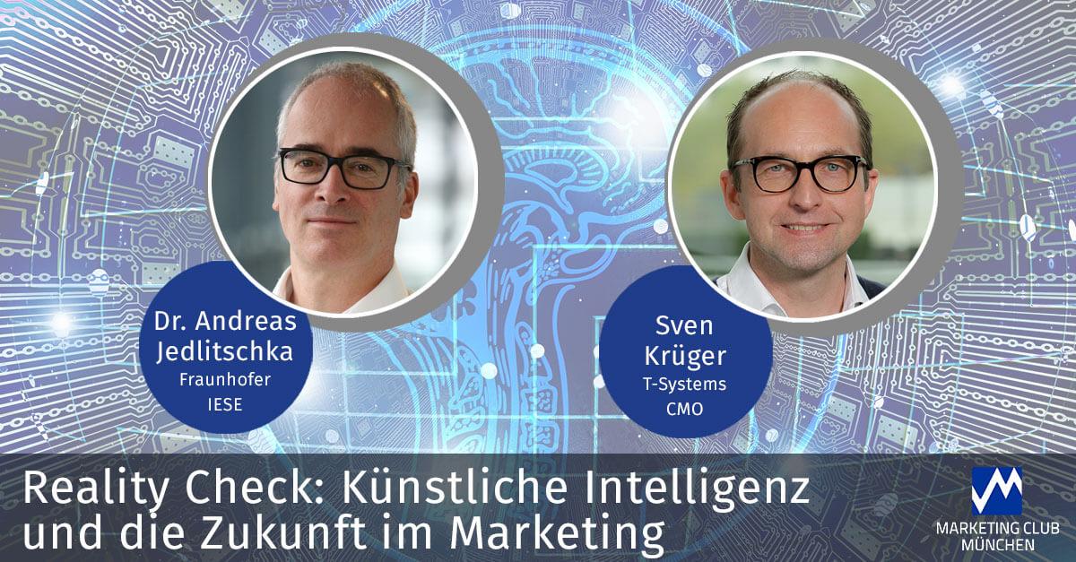 Reality Check: Künstliche Intelligenz und die Zukunft im Marketing