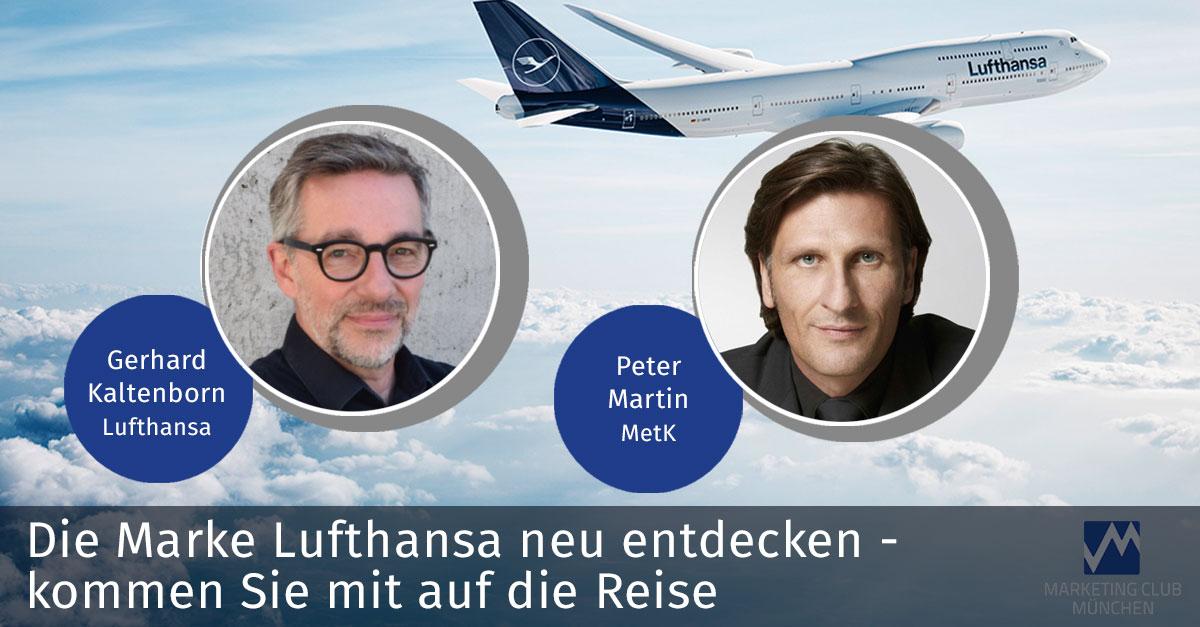 Die Marke Lufthansa neu entdecken