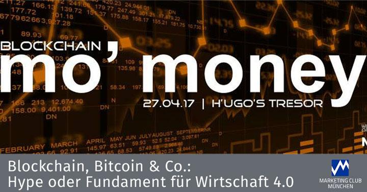Blockchain, Bitcoin & Co: Hype oder Fundament für Wirtschaft 4.0