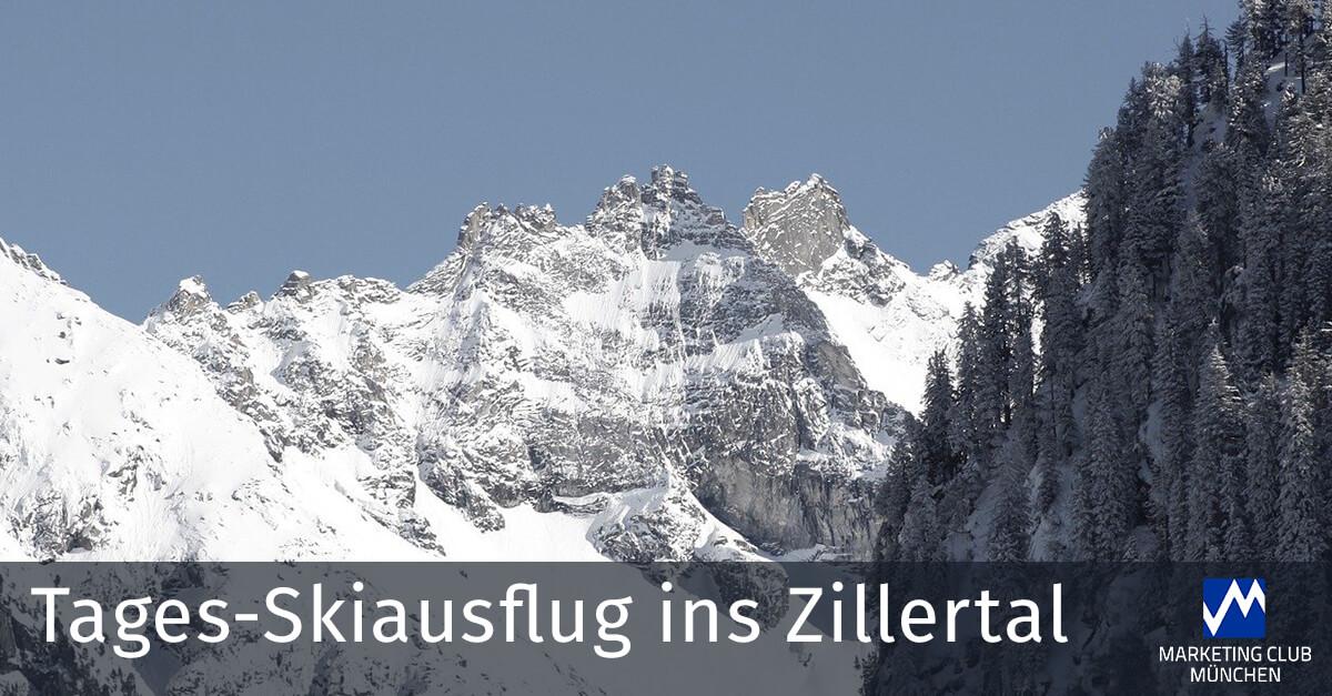 Tages-Skiausflug ins Zillertal: Gemeinsam mit dem Bus auf die Piste und zurück