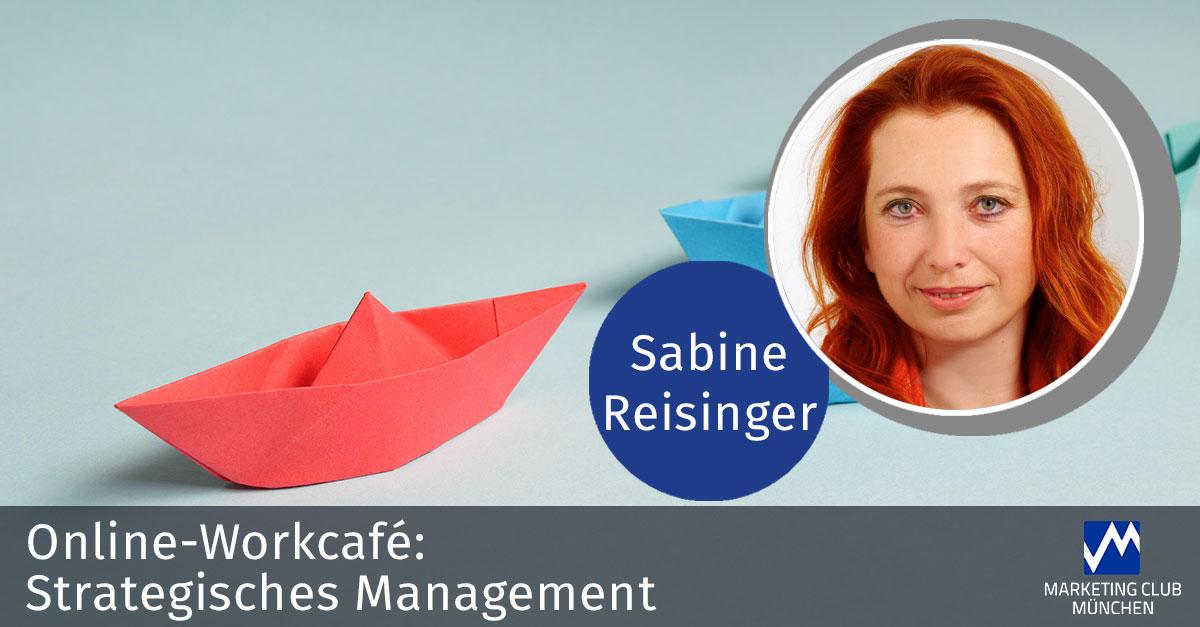 Online-Workcafé Strategisches Management