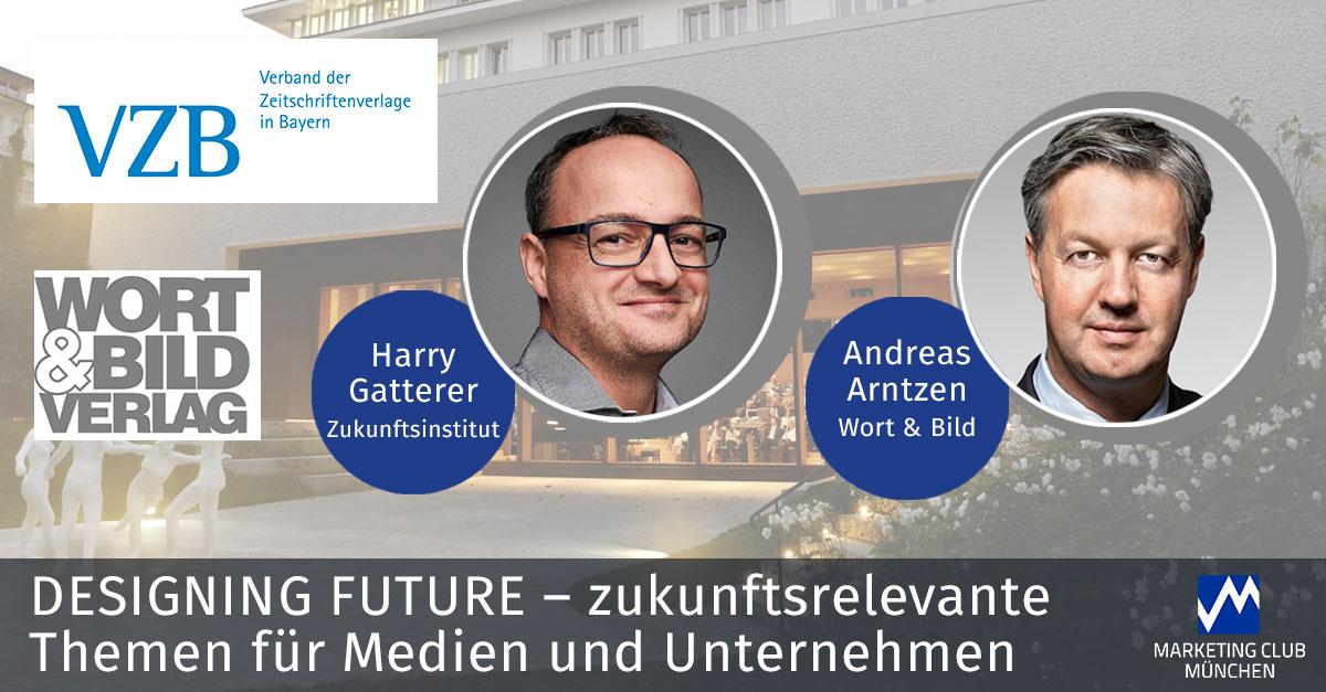 Designing Future - Zukunftsrelevante Themen für Medien und Unternehmen