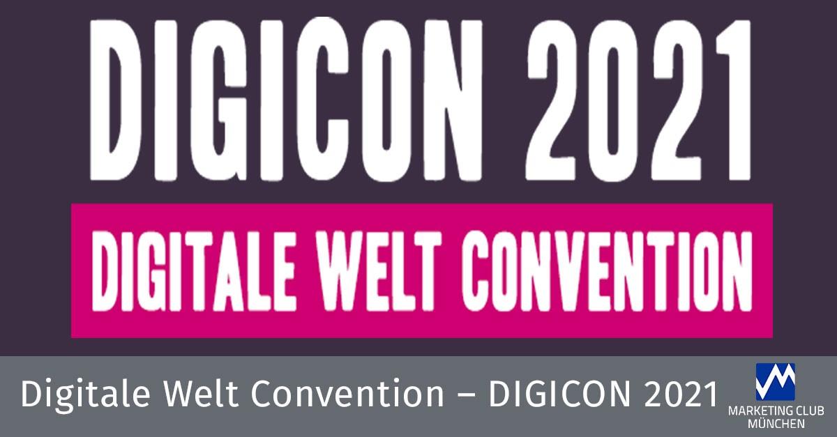 Digitale Welt Convention DIGICON 21