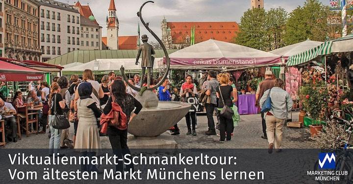 Viktualienmarkt-Schmankerltour: Vom ältesten Markt Münchens lernen
