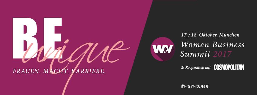 W&V Women Business Summit 2017